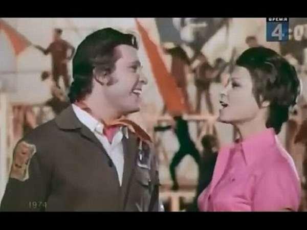 Лев Лещенко с бывшей женой Аллой Абдаловой фото