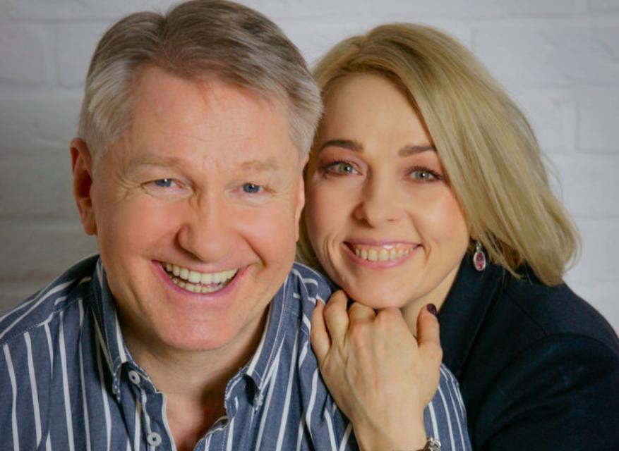 49-летняя Анна Легчилова и 62-летний Игорь Бочкин признались, что стали родителями