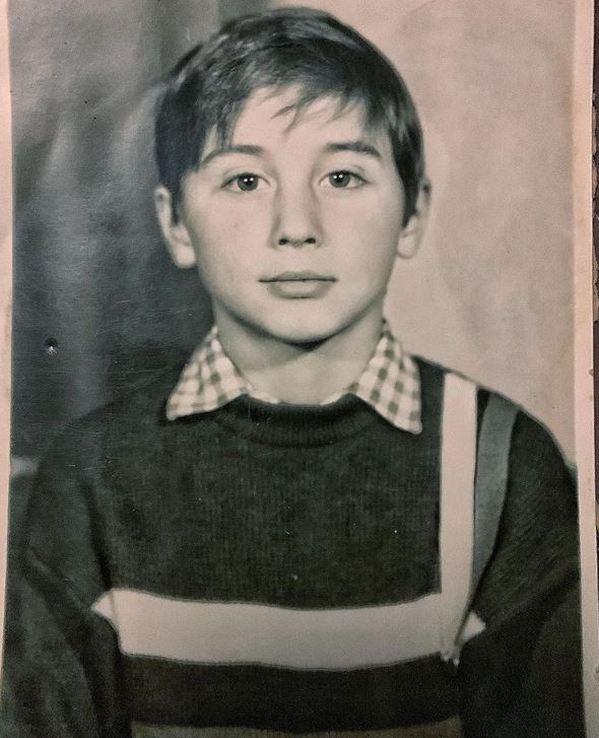 В детском фото Димы Билана увидели молодого Владимира Путина