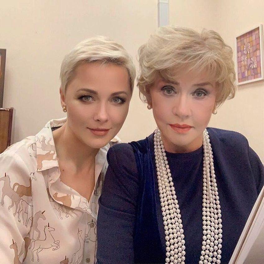 Дарья Повереннова вышла из себя поклонники начали поливать грязью отметившую 77-летие Веру Алентову