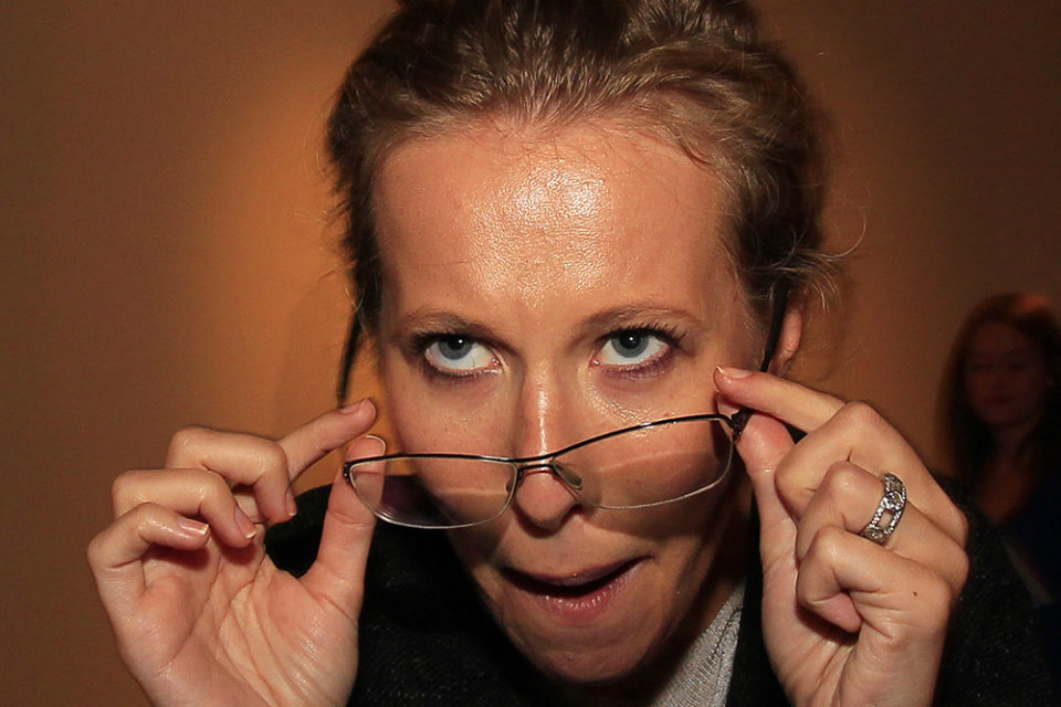 Гнусная бабка: Ксения Собчак показала постаревшее лицо (фото)