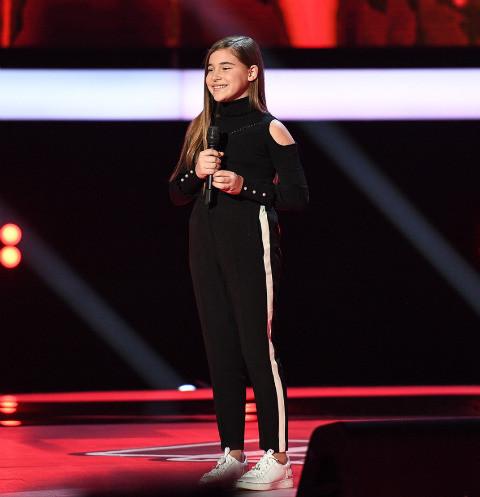 10-летняя дочь певицы Алсу пришла на проект «Голос. Дети» покорять сердца публики талантом