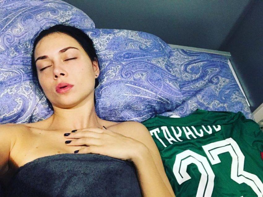 Настасья Самбурская: Русскому человеку нужны гадкие слухи и сплетни, чтобы казалось, что они лучше