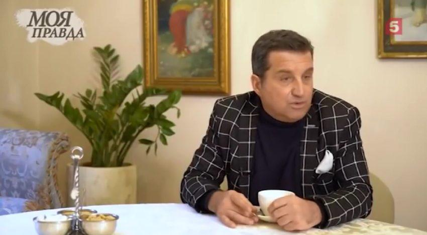 Отар Кушанашвили ошарашил признанием о криминальных связях Виктора Рыбина и группы «Дюна»