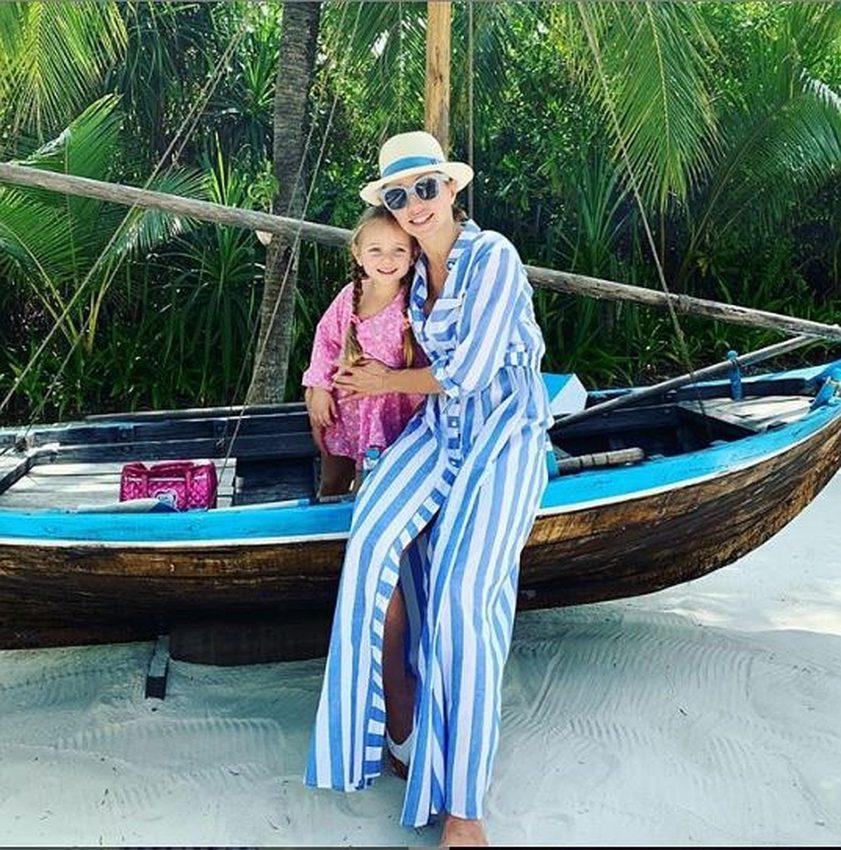 Где и как развлекается отечественный бомонд в зимние дни Мальдивы, Дубай и остров в Индийском океане