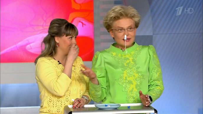 Певица Лолита потеряла дар речи от вида пляшущей матки на шоу Елены Малышевой видео дня