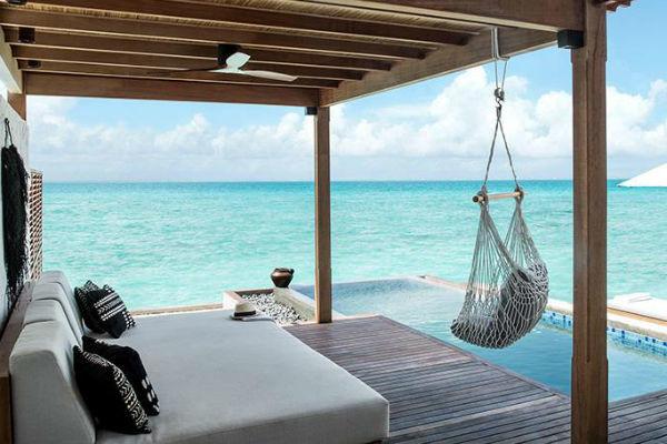 Сколько стоит роскошный отдых на Мальдивах любимой ведущей Путина