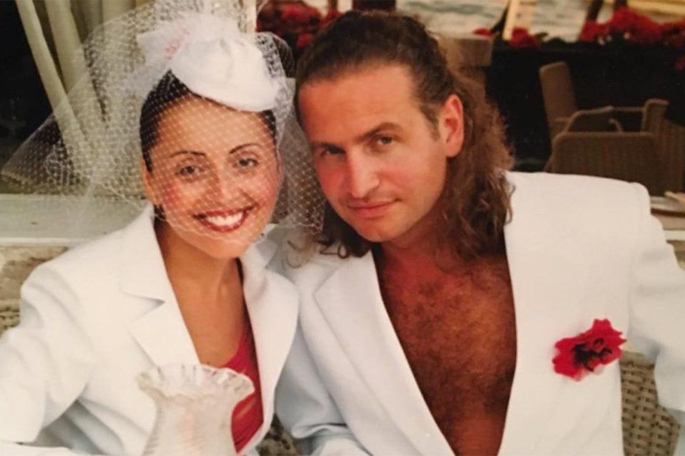 Я люблю тебя, женщина моей жизни Леонид Агутин обратился к Анжелике Варум в день годовщины