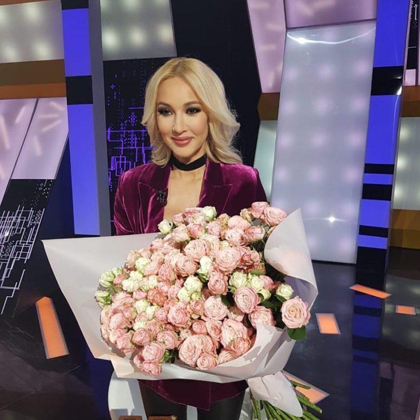 Лера Кудрявцева в слезах после падения маленькой дочери