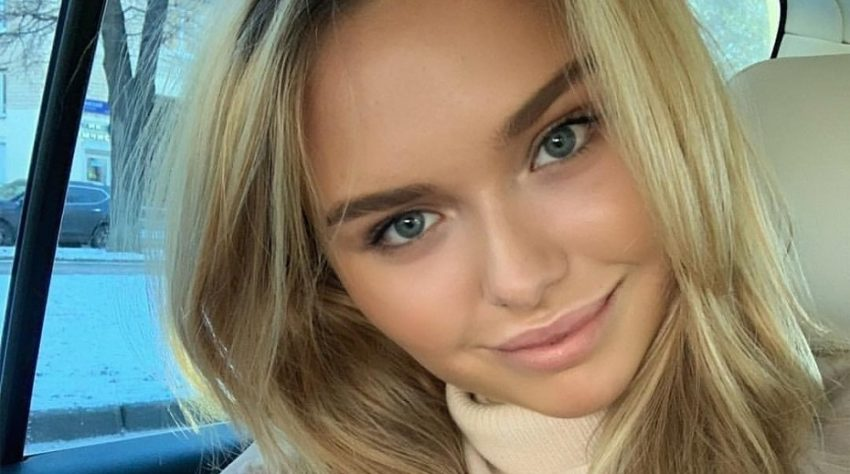 Вы издеваетесь раскрыт секрет сочных и пухлых губ 19-летняя Стефании Маликовой