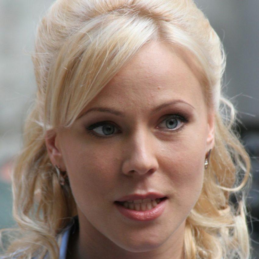 Мария Куликова закрутила роман и увела из семьи партнера по сериалу