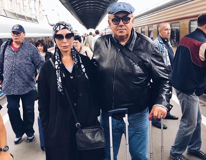 Татьяна Васильева носит траур потеря племянника, два неудачных брака и 16 лет тайной жизни в объятиях женатого мужчины