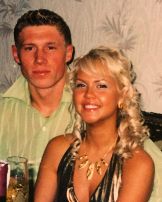 45-кг красоты жена футболиста Погребняка показала себя до пластики
