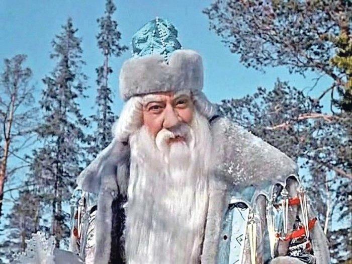 Александр Хвыля лучший всесоюзный Дед Мороз и зимний волшебник страны