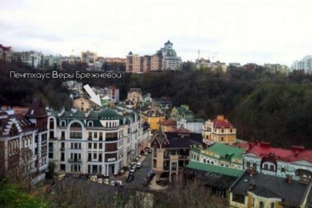 Вера Брежнева впервые показала семейное гнездышко, где она живет вместе с Константином Меладзе