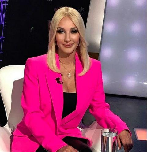 Лера Кудрявцева с сигаретой в зубах Хочу еще одного ребенка