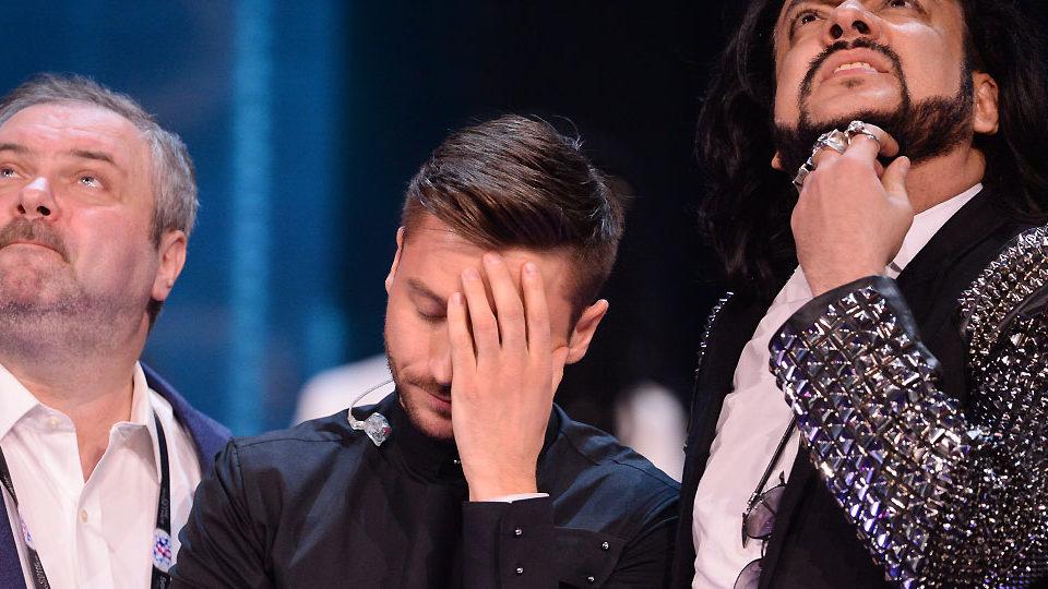 На Украине заявили, что случится в случае победы Лазарева на «Евровидение-2019»